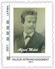 alfred molet timbre postal 02.jpg