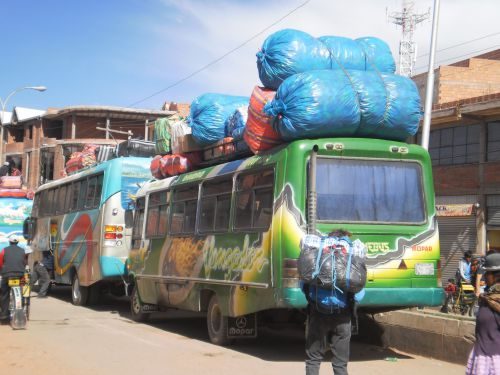Passage au Pérou