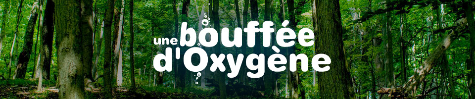 Une bouffée d'oxygène