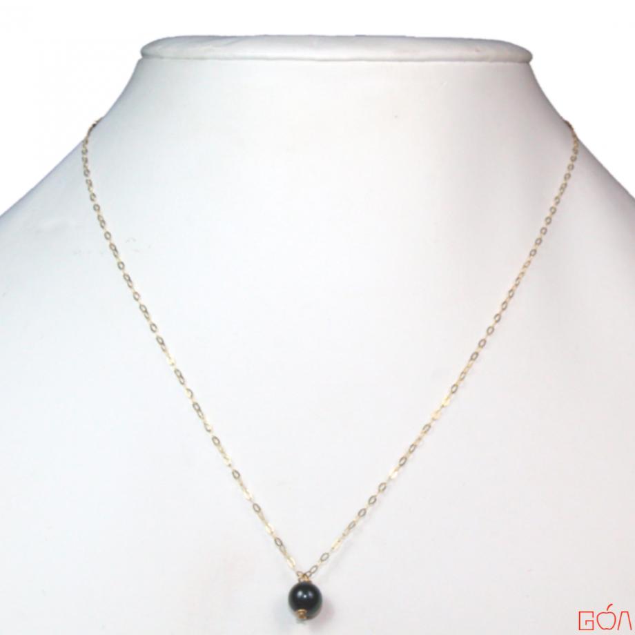 Majesté 2C5623280 - collier or noir - BB - face - 1200x1200 - DRG -.png