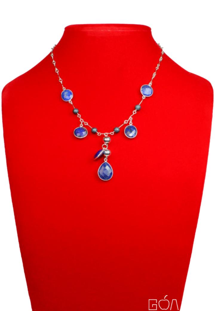 Audace 2C841448 - Collier lapis diamanté - BR - face - A4 - DRG.png