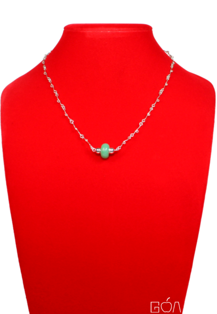 AUDACE 2C60238 - collier aventurine verte - BR - face - zoom - A4 - DRG.png
