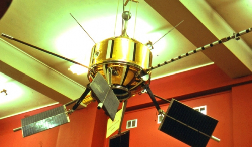 satellite Ariel 1 british museum 1969h.jpg