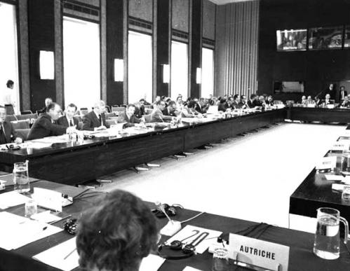 6 éme conférence spatiale européenne en Mai 1973.jpg