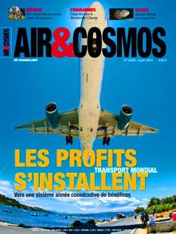 couvertureAir & Cosmos 06 juin 2014.jpg