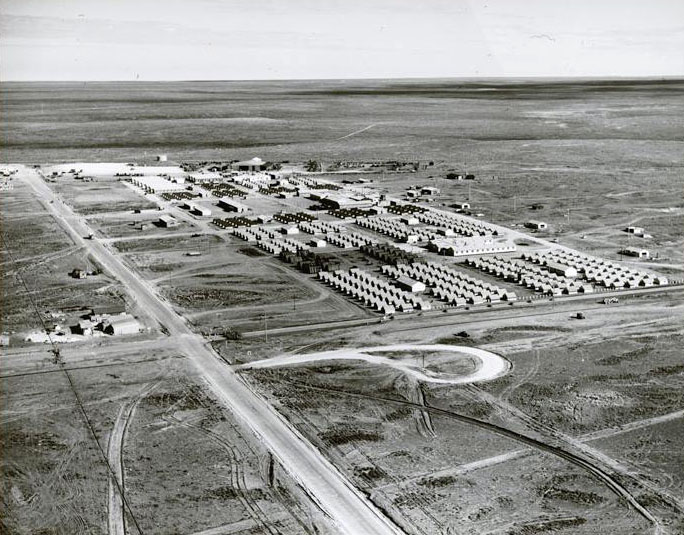 Woomera West - Department of Works Camp (circa 1949-56 courtesy NAA)..jpg
