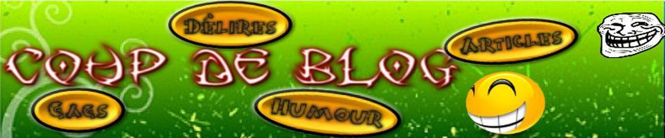 Coup de Blog