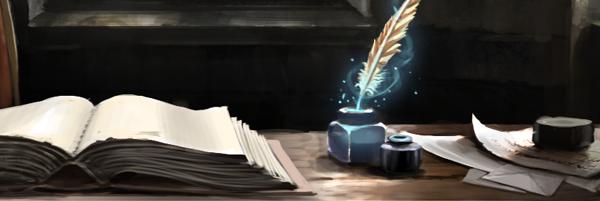 Porteplume.. ou la magie des mots