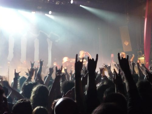 Down @ Bataclan (Paris), 24/10/12
