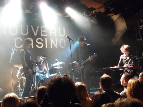 Walking Papers @ Le nouveau casino (Paris), 10/11/12