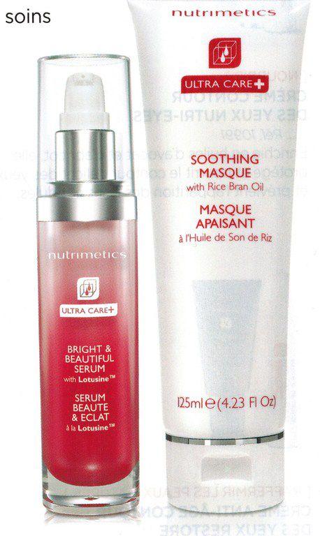 Garder une peau jeune et saine ! - Nutrimétics France - produits ... a38df5ed41b2