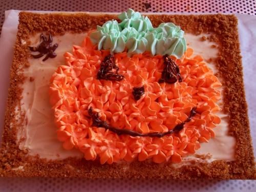 mise à l'honneur Marie Luce tarte au chocolat pour halloween.jpg