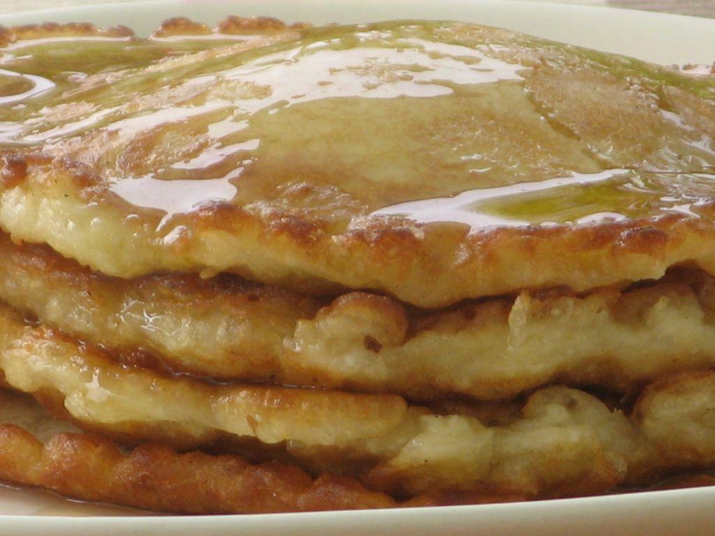 pancakes fa on jamie oliver patio 39 nnement cuisine. Black Bedroom Furniture Sets. Home Design Ideas