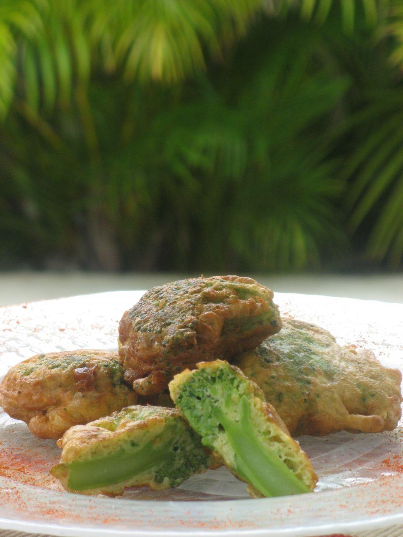 Beignet De Brocolis Au Four beignets de brocoli - patio'nnement cuisine