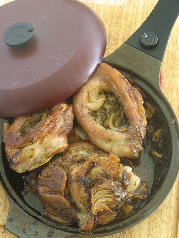 Jarret de porc confit patio 39 nnement cuisine - Cuisine jarret de porc ...