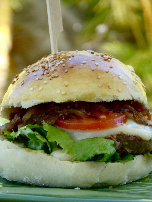 Favori Pain à Hamburger ultra moelleux - Patio'nnement cuisine IU84