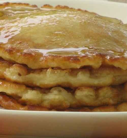 Pancakes façon Jamie Oliver