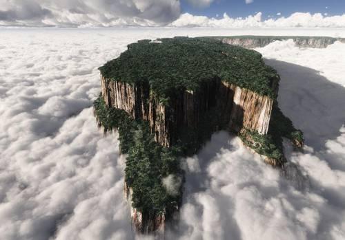 paradise falls Venezuela.jpg