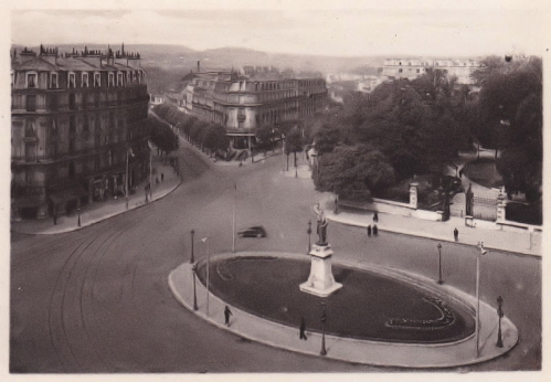 Dijon place darcy 1930.jpg