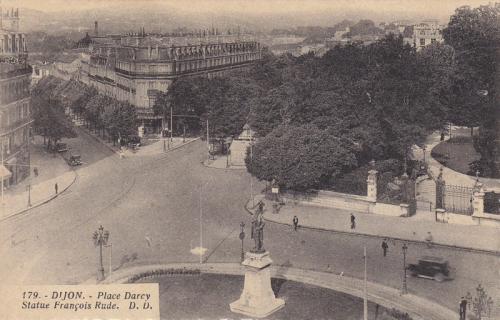Dijon place DARCY 1934.jpg
