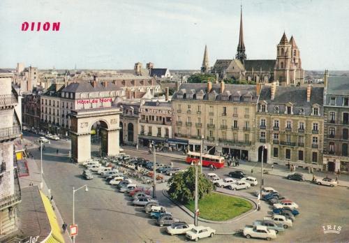 Dijon place DARCY 1960.jpg