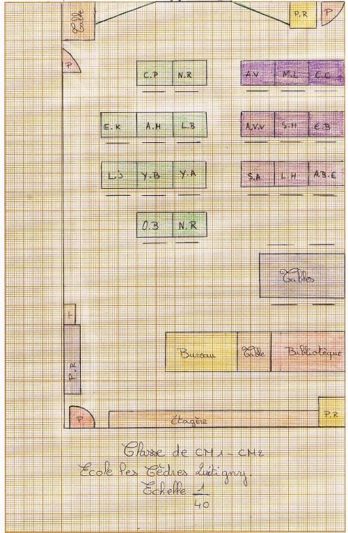 Plan de la classe de CM1-CM2 - Alizée.jpg
