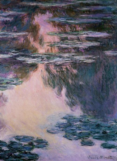 Claude_Monet_-_Water-Lilies_(Bridgestone_Museum) 1907.jpg