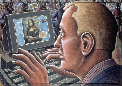 Leonardo (1998) P.J. Crook.jpg