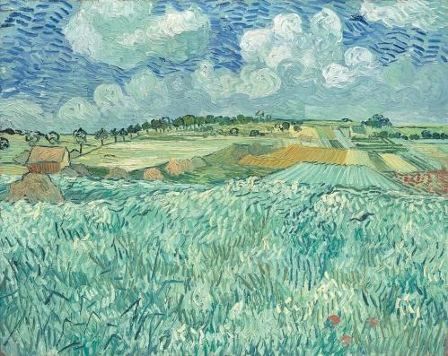 Vincent van Gogh (1853-1890) Plain near Auvers 1890.jpg