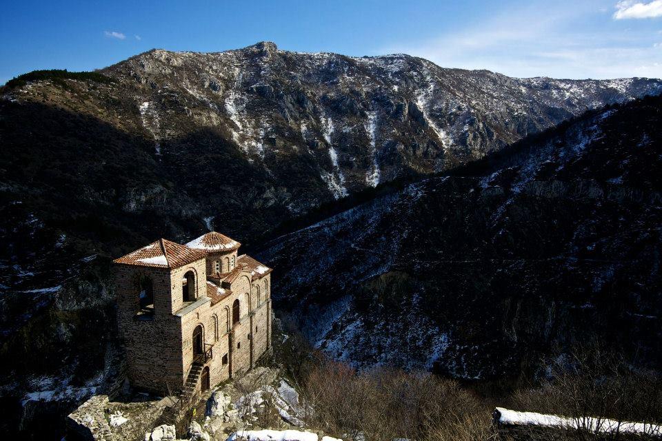 Asen's fortress - България (Bulgaria) 01.jpg
