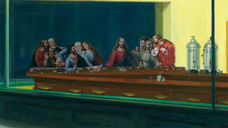nighthawks last supper detail.jpg