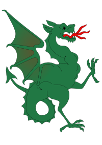 200px-Héraldique_meuble_Dragon_(wyvern).svg.png