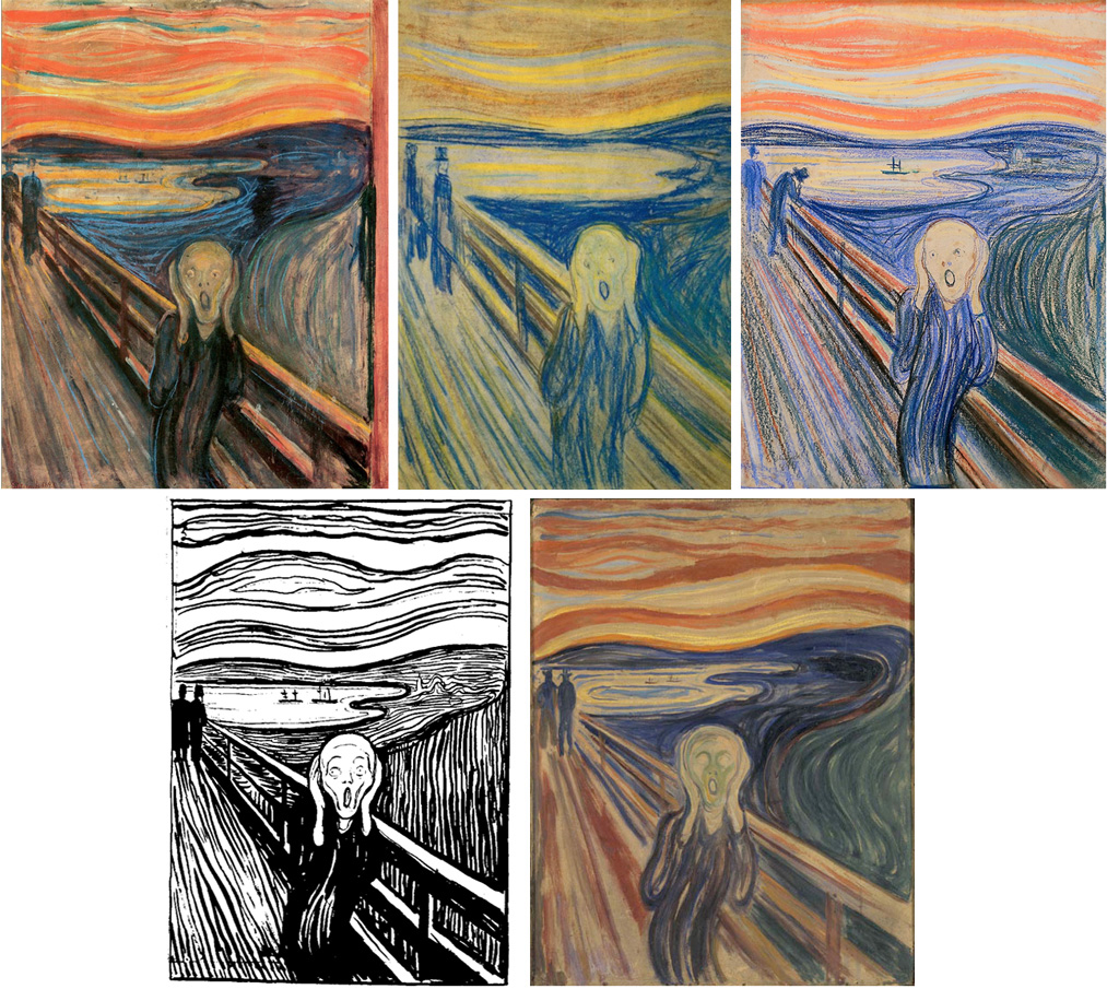 Le Cri - Les 5 versions 01.jpg