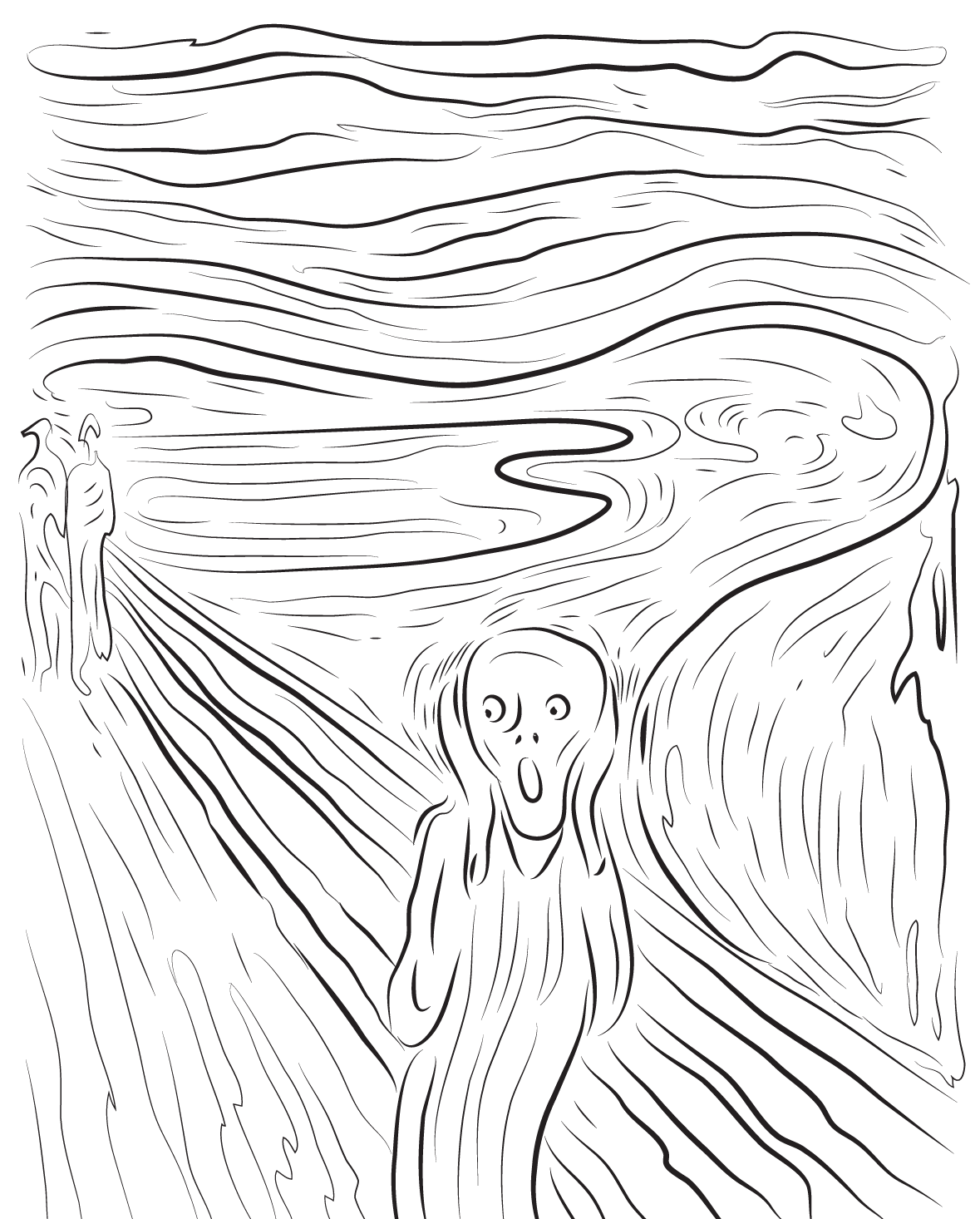the-scream-by-edvard-munch-coloring-page 02.png