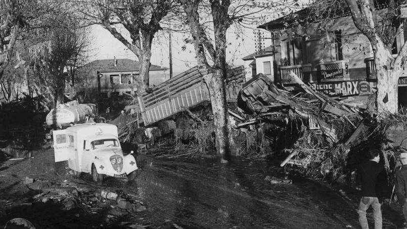 2 décembre 1959 -Rupture du barrage de Malpasset.jpg
