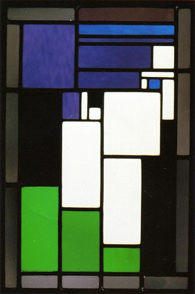 Théo van Doesburg - Contre composition en dissonances.jpg