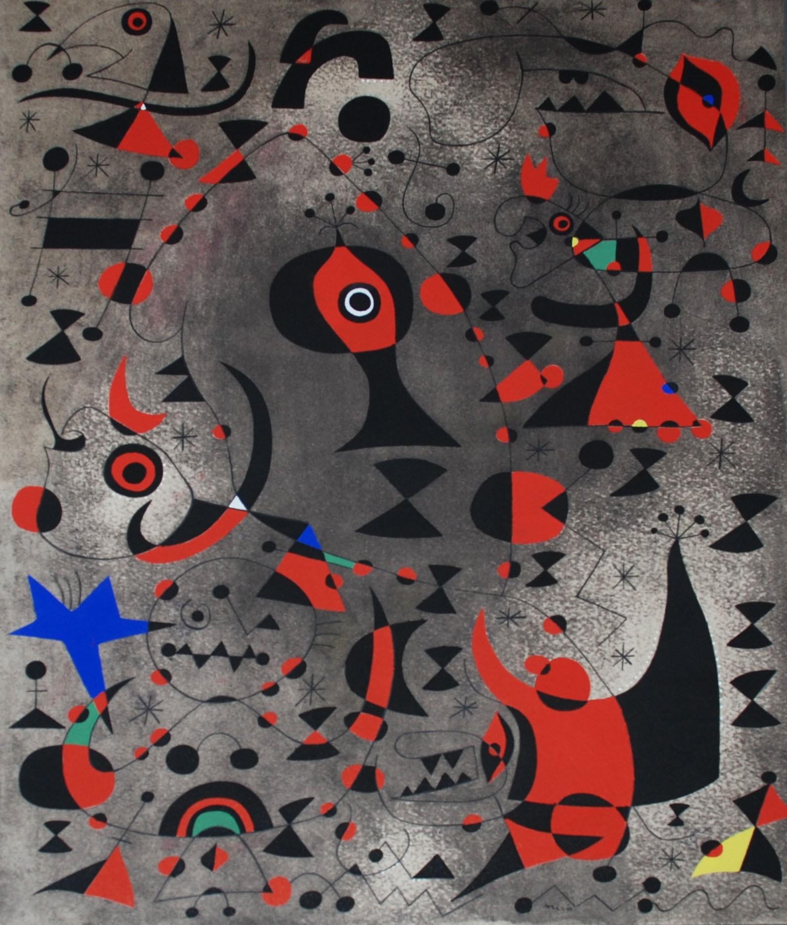 Joan Miro Vers l'arc en ciel 1941.jpg