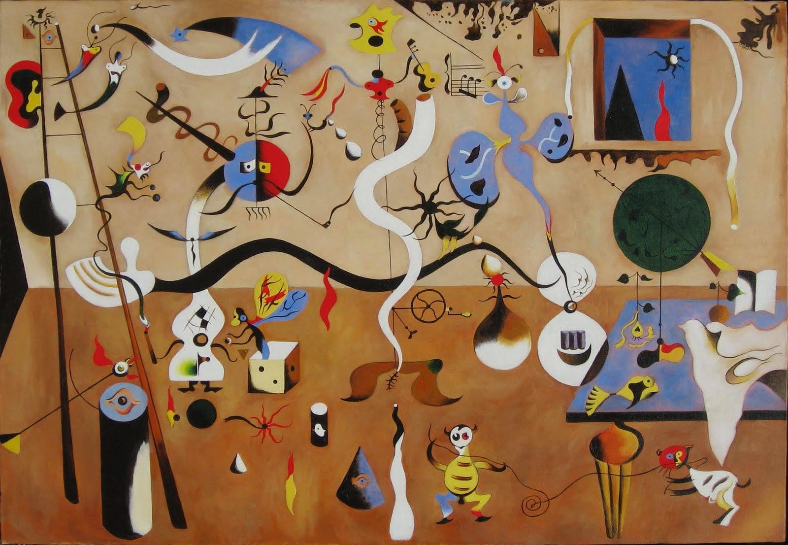 Joan Miro - Le Carnaval d'Arlequin.jpg
