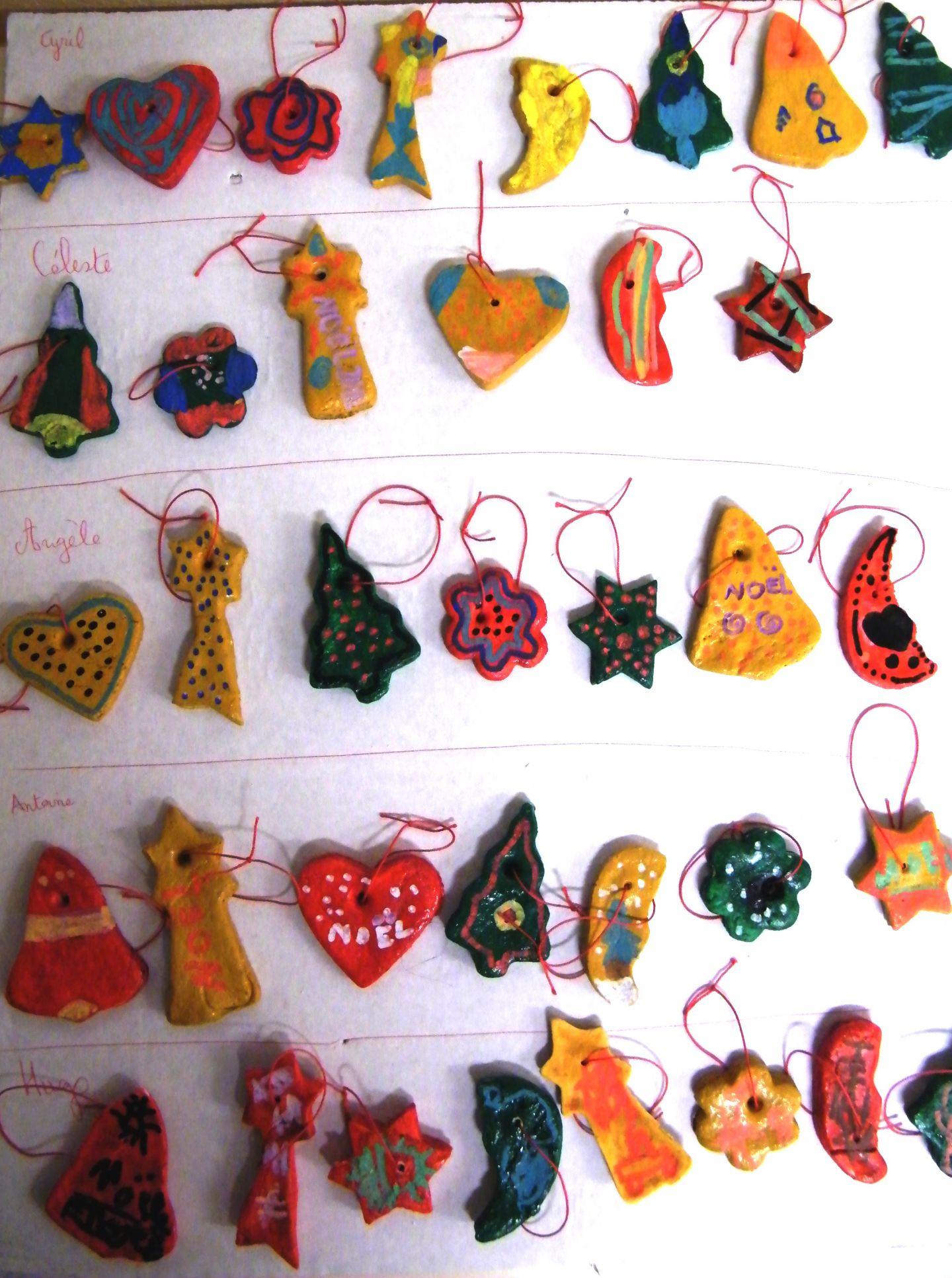 #C39308 Déco De Noël 2012 CE1 Classe De Mme Boni Ecole Des  5711 idée décoration noel ce1 1440x1933 px @ aertt.com