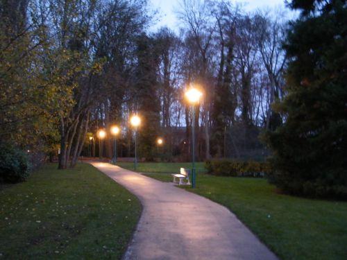 Parc des Cèdres en 2009
