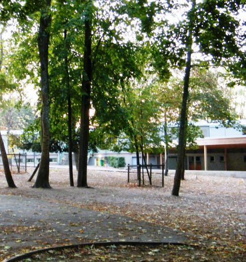 Ecole des Cèdres en 2009
