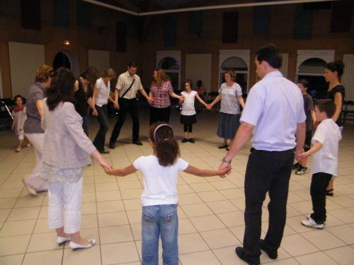 Bal Folk - Salle Mandela - 4 juin 2010