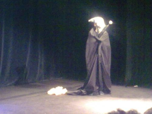 Théâtre CM1 - Juin 2010 - Légende du trésor caché