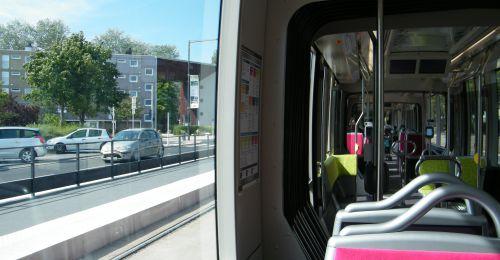 Tramway Quetigny Septembre 2012