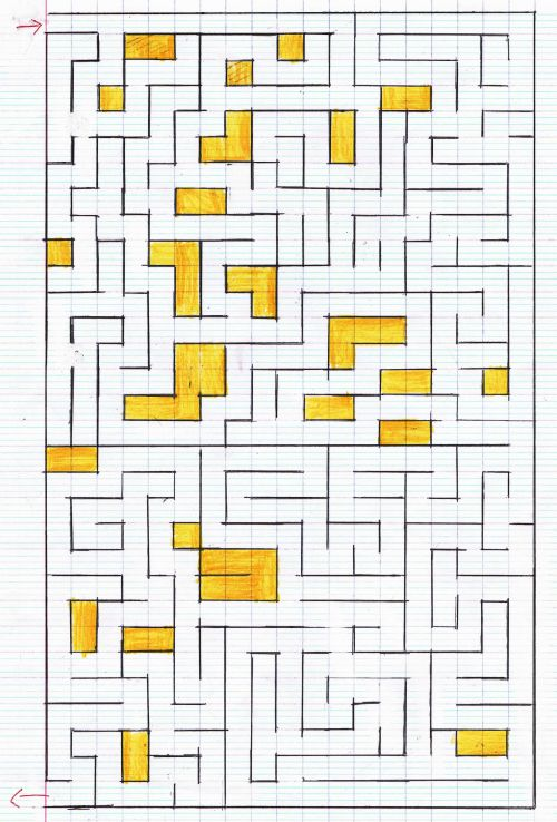 Labyrinthe de Thomas