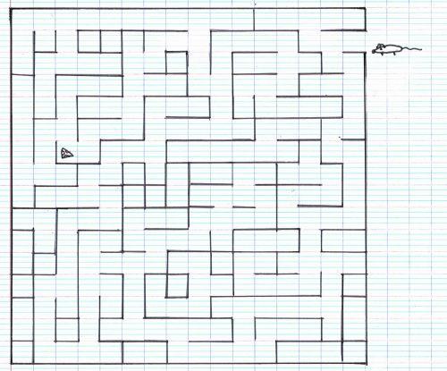 Labyrinthe d'Alina