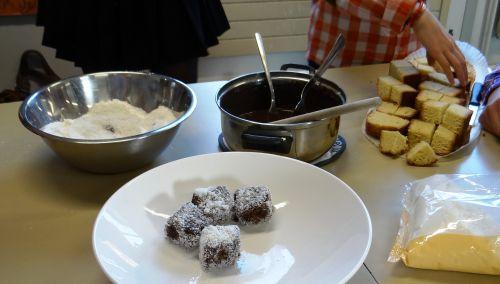 Chococomama 2013 - Conception du gâteau