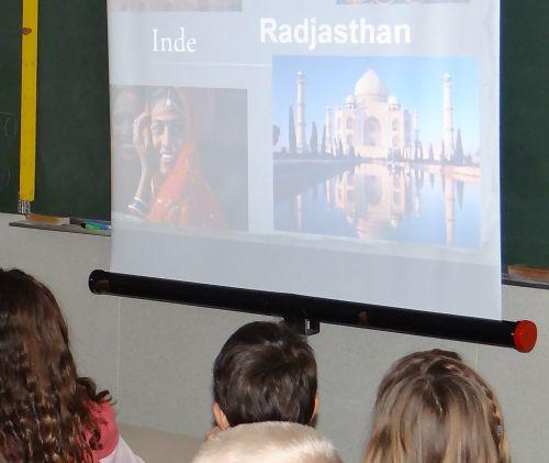 CM1 - Quinzaine des parents - Inde - Rajasthan