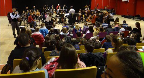 Concert Mozart à Quetigny - 12 mars 2013