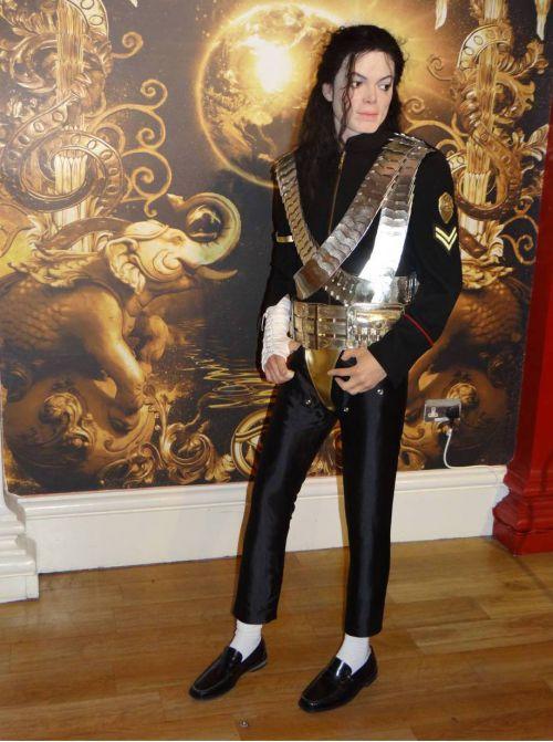 Londres - London - Musée de Mme Tussaud - Mickael Jackson